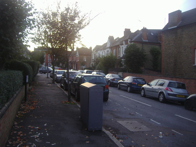 Landrock Road, Crouch End