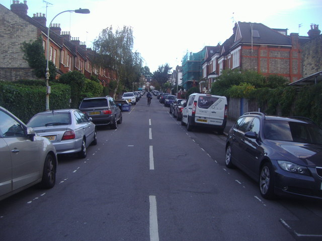 Gladwell Road, Crouch End