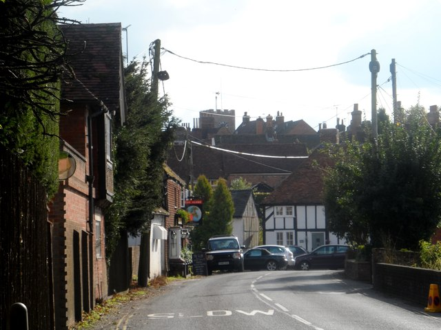 Broad Street, New Alresford