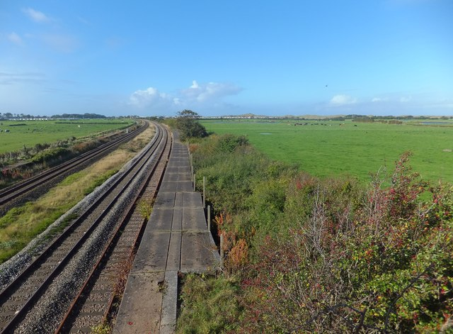 Disused Talacre Railway Station (1)