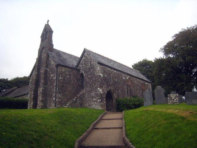 St Michael's Church Bulkworthy