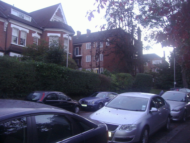 Haslemere Road, Crouch End