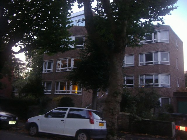 Flats on Haslemere Road, Crouch End