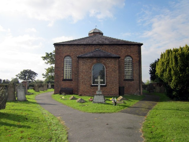 St. Paul's Church, Isycoed