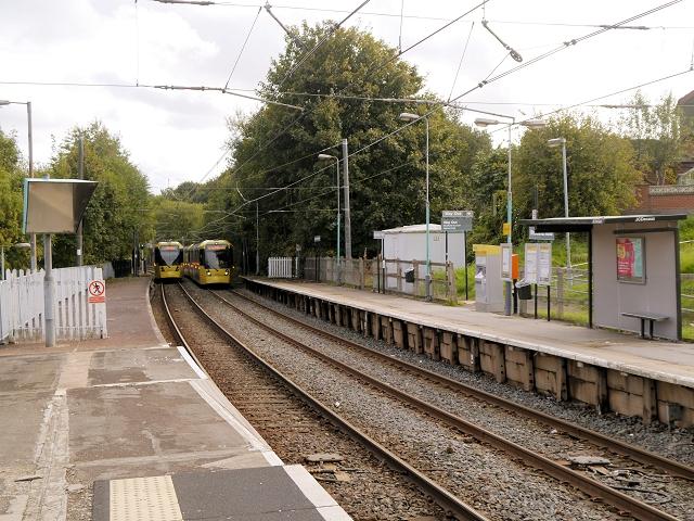 Woodlands Road Tram Station