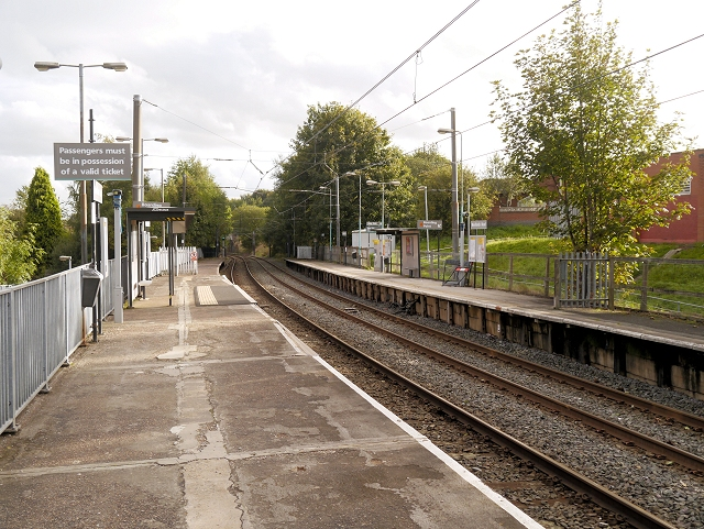 Woodlands Road Metrolink Station