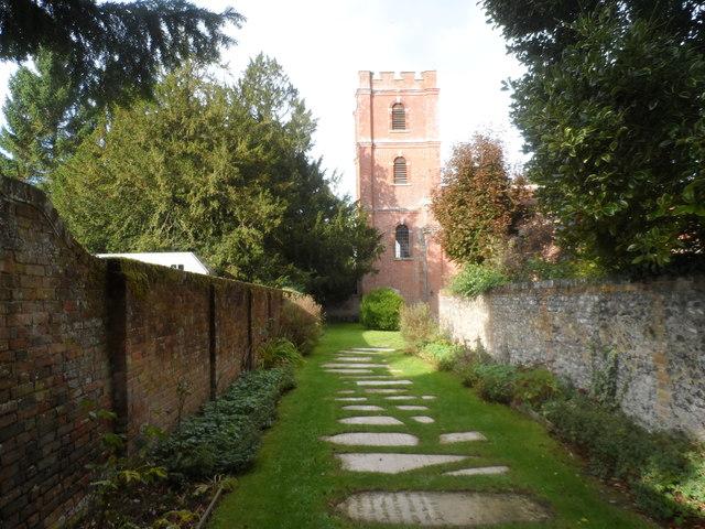 St Mary's Avington