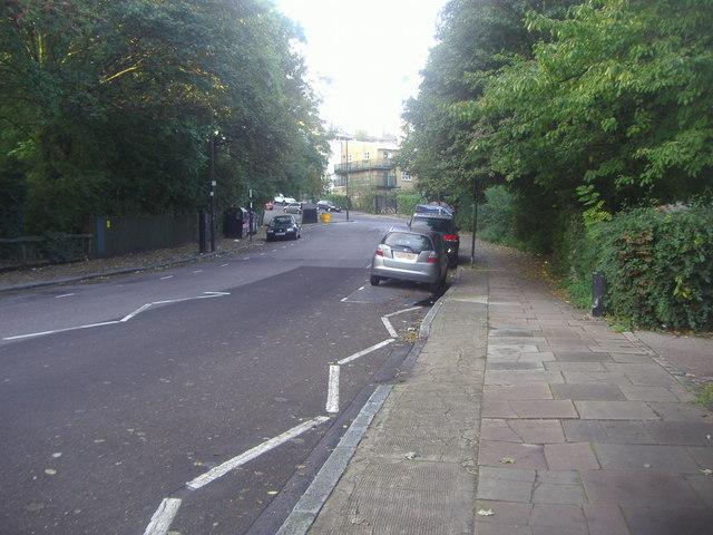 Sunnyside Road, Upper Holloway