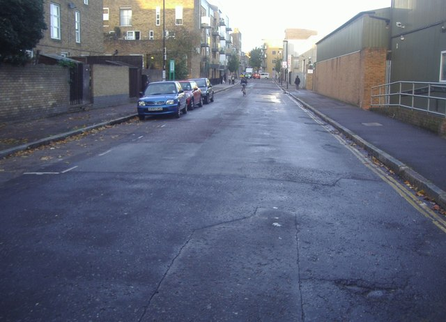 Fairbridge Road, Upper Holloway