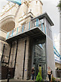 TQ3380 : Lift to Tower Bridge by Stephen Craven