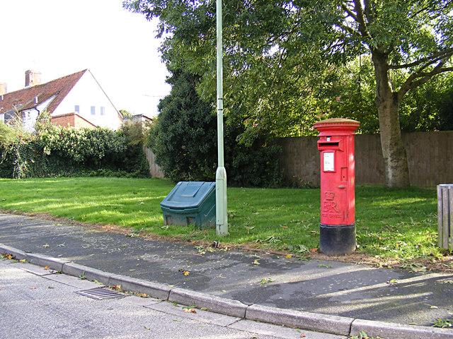 Church Road Postbox