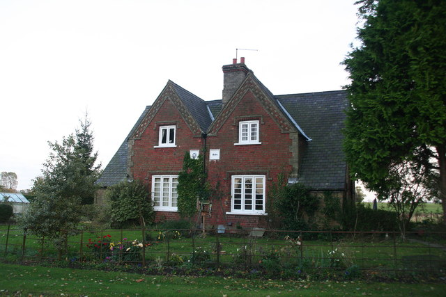 Rose Cottages  (1856) on Grainsby Lane