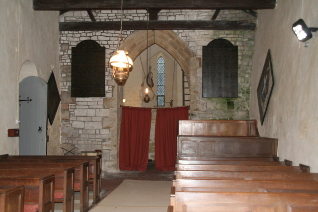 Church of St. Nicholas, Grainsby