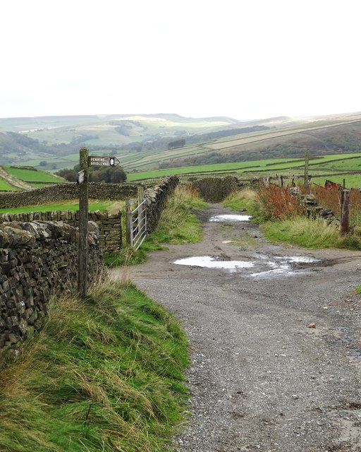 On the Pennine Bridleway