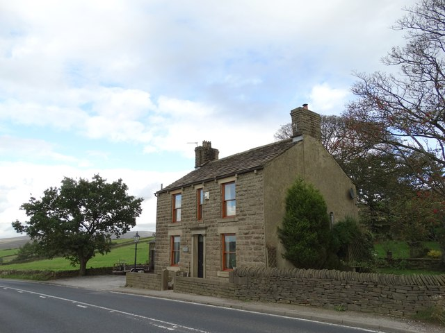 Chinley Moor House