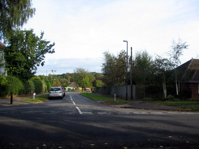 Hilary Road