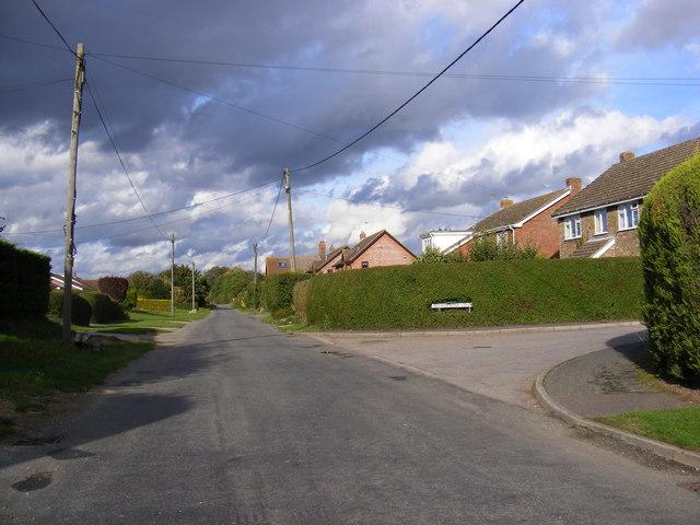 Church Road, Newton Green