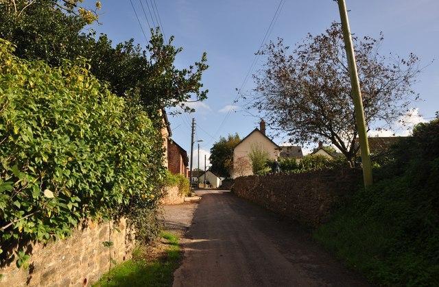 Ashill : Small Lane