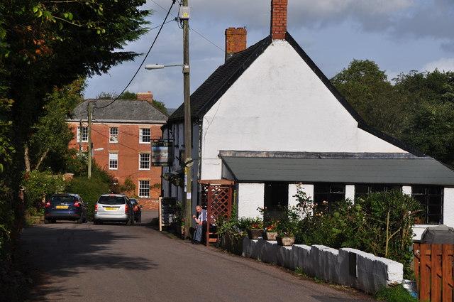 Ashill : Village Road