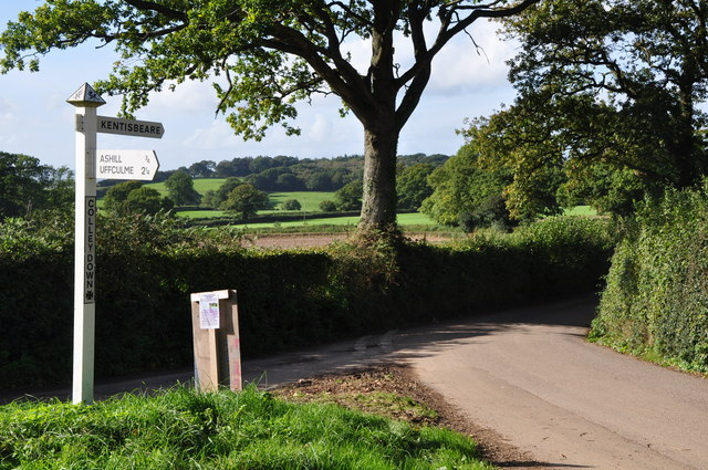 Mid Devon : Colley Down Cross