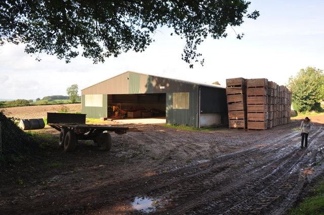 Mid Devon : Highwood's Farm