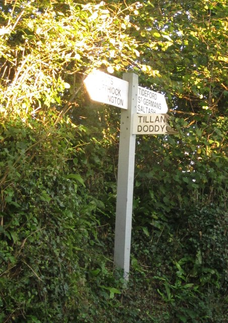 Signpost, Little Swallows