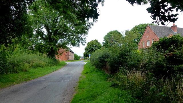 Church Broughton Road