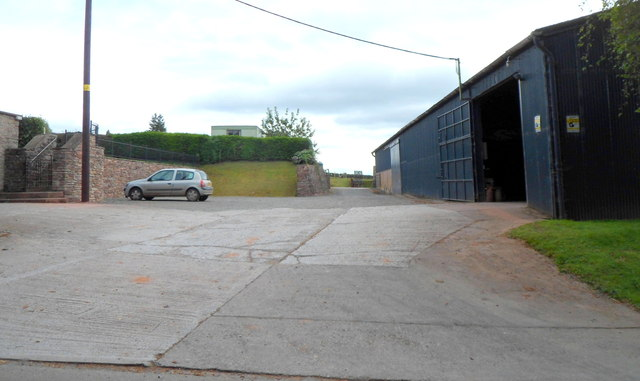 Lower Crossway Farm, Dorstone