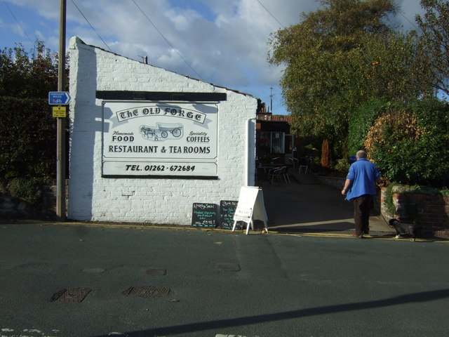 The Old Forge, Sewerby
