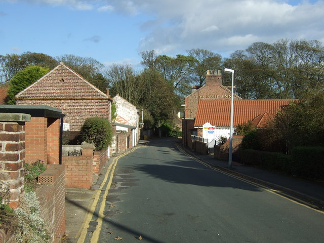 Cliff Road, Sewerby