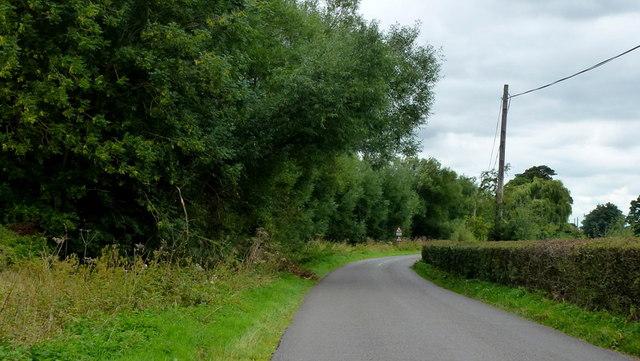 Long lane to Longford
