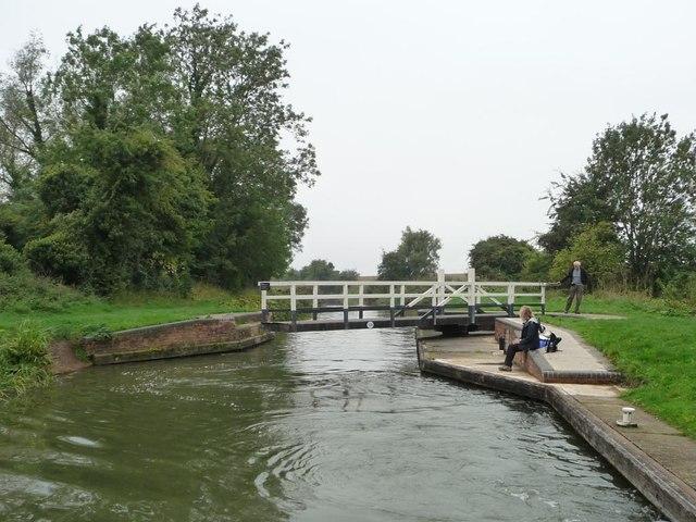 Allington swingbridge [no 129]