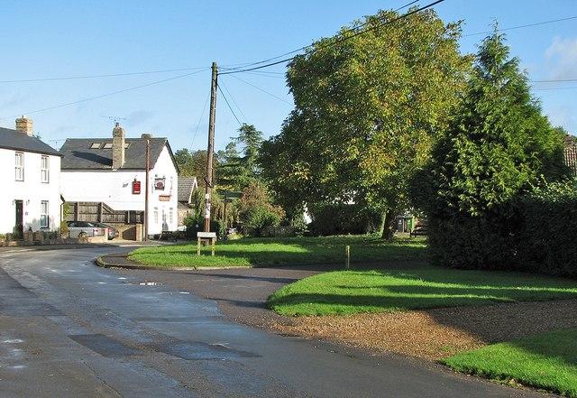Hildersham High Street