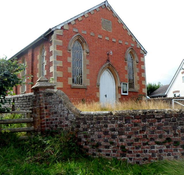 Methodist chapel in Dorstone
