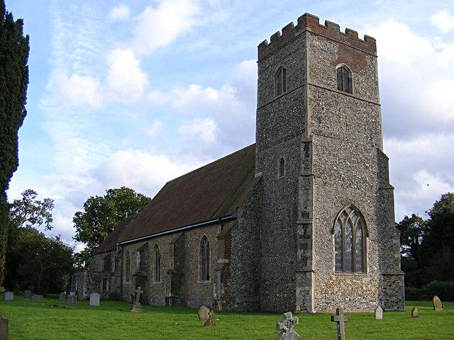 All Saints Church, Newton Green