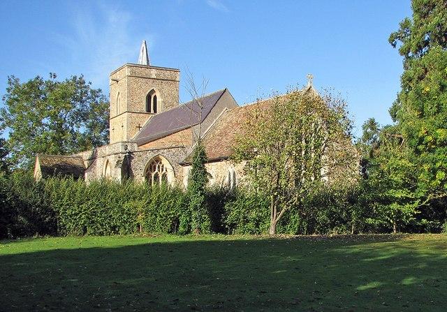 Great Abington: St Mary