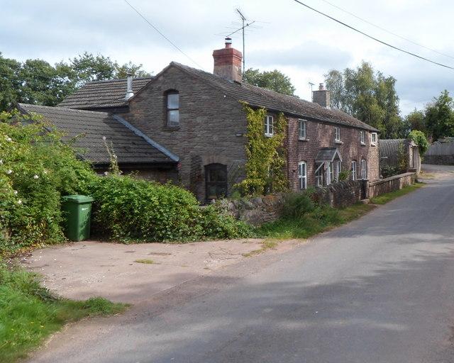 Dorstone cottages