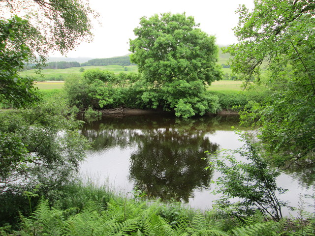 The River Dochart