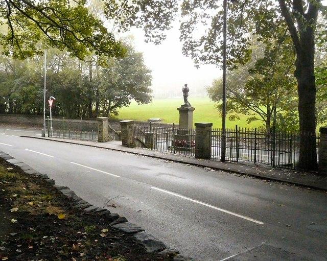 Victoria Street War Memorial