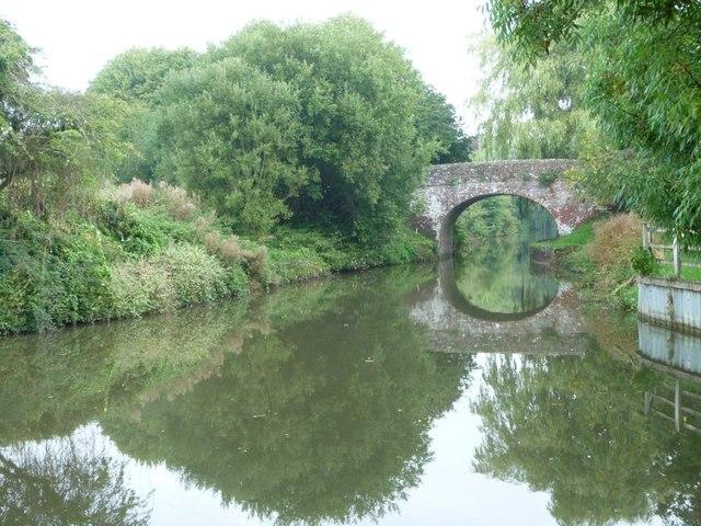 Wootton Rivers Farm Bridge [no 109]