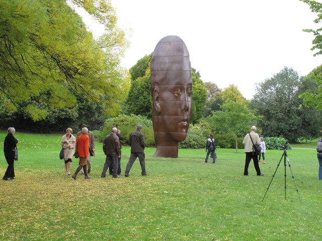 Chloe - sculpture at Frieze Art Fair