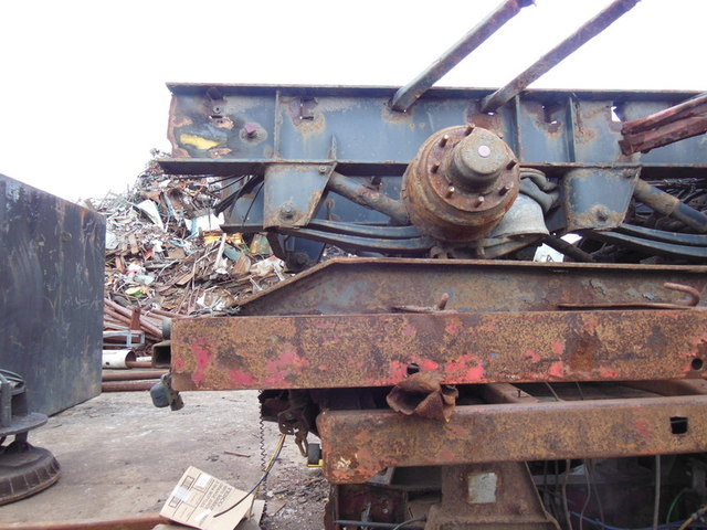 Drapers Scrapyard on Raven Street, Hull