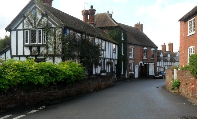 Church Street, Claverley