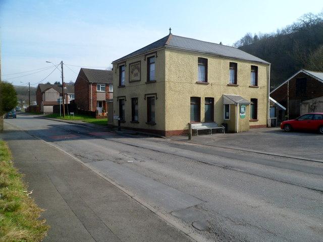 Britannia Inn, Cwmavon