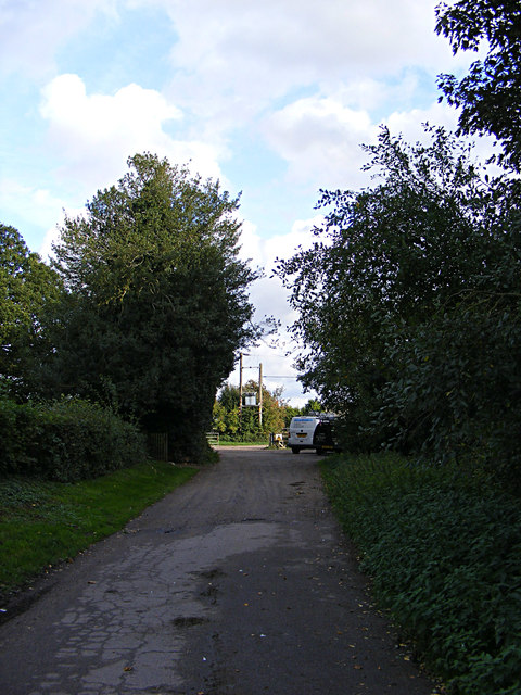 Church Road, Newton Green