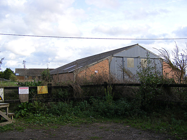 Barns at Newton Hall Farm