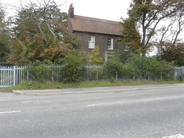 The house, Neats Court Farm, Queenborough Road