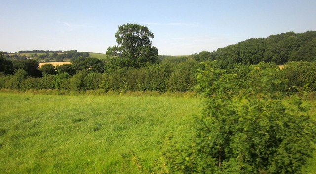 Field by the B3226