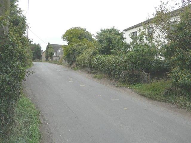 Cartts Farm, Warden Road