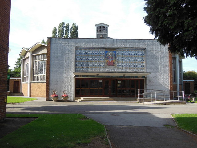 St Anthony and Our Lady of Mercy Church, Hull